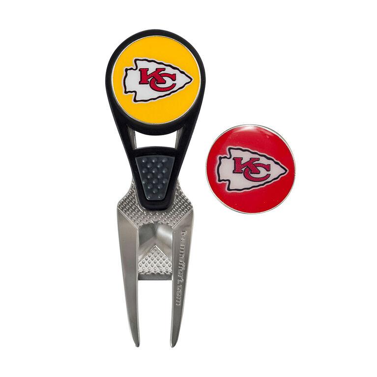 Team Effort Kansas City Chiefs CVX Ball Repair Tool