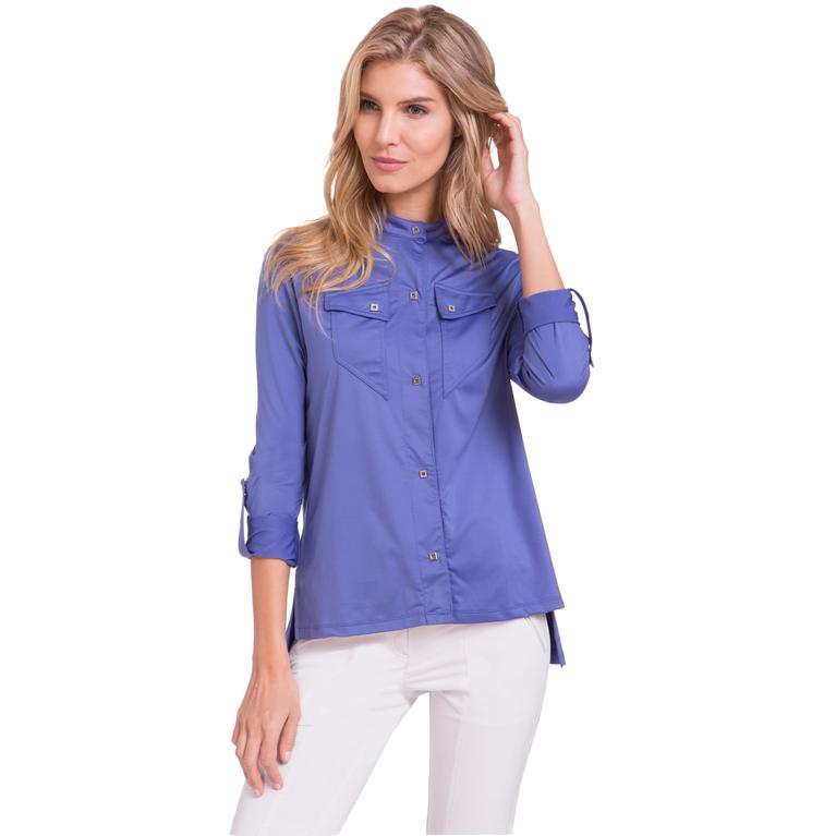 Slate Collection: Long Sleeve Shirt Jacket