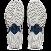Alternate View 6 of Court Speed FF Men's Tennis Shoe - White/Blue