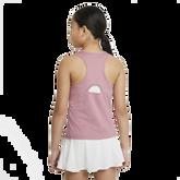 Alternate View 4 of Dri-FIT Victory Sleeveless Junior Girls' Tennis Tank Top