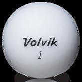 Volvik VIVID Golf Balls - White