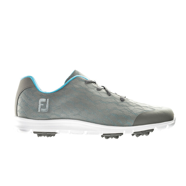 FootJoy enJoy Spikeless Women's Golf Shoe - Grey