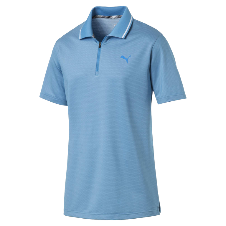 Honeycomb Golf Polo