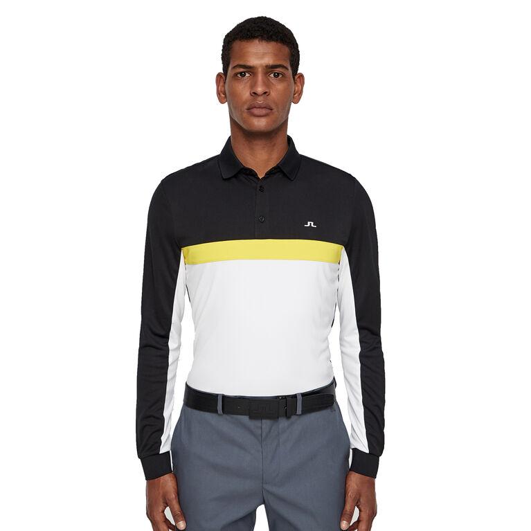 Ethan TX Jersey+ Long Sleeve Polo