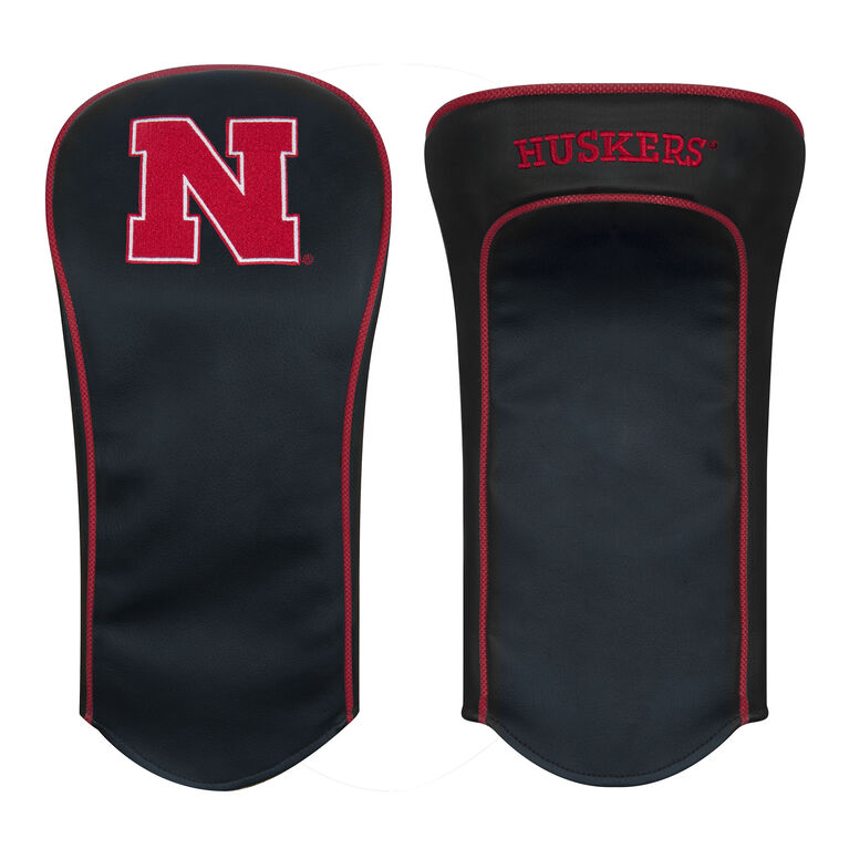 Team Effort Nebraska Black Driver Headcover