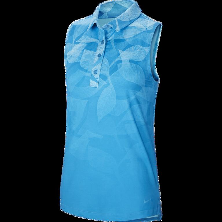Dri-FIT Women's Sleeveless Fairway Ombre Golf Polo