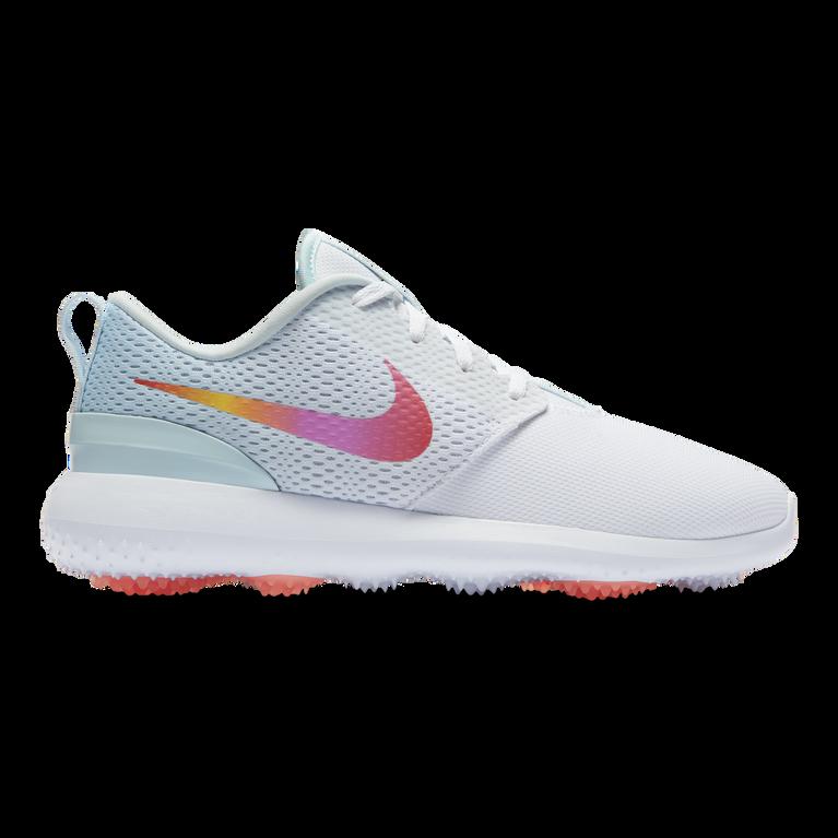 Roshe G Women's Golf Shoe - Light Blue/White