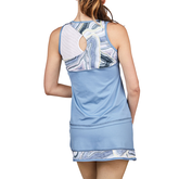 Alternate View 1 of Bluemoon Collection: Printed Tennis Tank Top