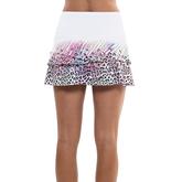 Alternate View 3 of Safari Scalloped Tennis Skirt