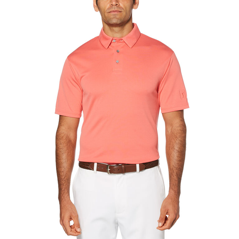 Short Sleeve Airflux Solid 2.0 Polo Shirt