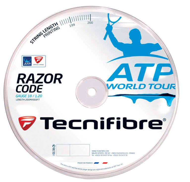 Tecnifibre ATP Razor Code 18 Gauge String Reel - Blue