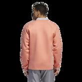 Alternate View 3 of Long Sleeve Quarter Zip Blade Collar Sweater