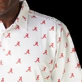 "Alternate View 1 of Alabama Crimson Tide ""A"" Polo"