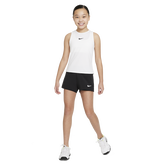 Dri-FIT Victory Junior Girls' Tennis Shorts