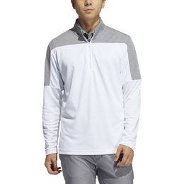Lightweight UV Quarter-Zip Sweatshirt