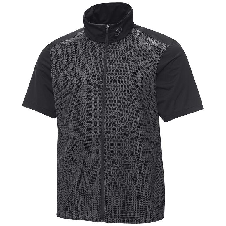 Linus Short Sleeve Full Zip Jacket