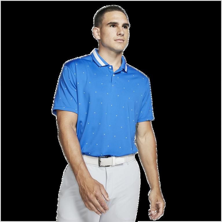 Dri-FIT Vapor Triangle Print Golf Polo