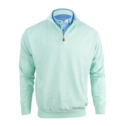 Leon Quarter Zip Pullover