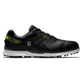 PRO|SL Men's Golf Shoe - Black/Lime