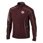 Texas A&M Aggies Shotgun Quarter Zip Pullover