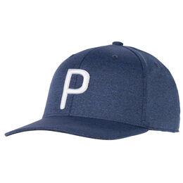 Youth P Snapback Hat