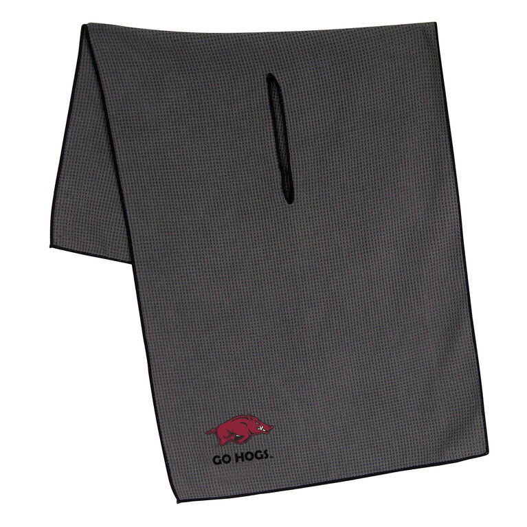 Team Effort Arkansas Microfiber Towel