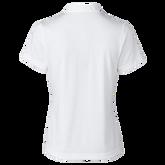 Alternate View 1 of Uma Sleeveless Jacquard Polo Shirt