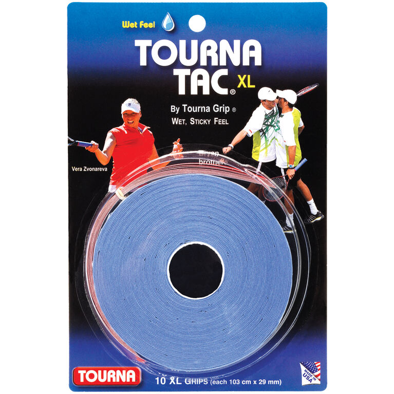 Unique Sports Tourna Tac II Tacky 10 Pack - Blue
