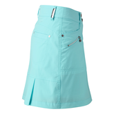 Alternate View 1 of Tropical Sense Spearmint Collection: Miracle Golf Skort