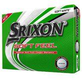 Srixon Soft Feel 12 Golf Ball DZ - White