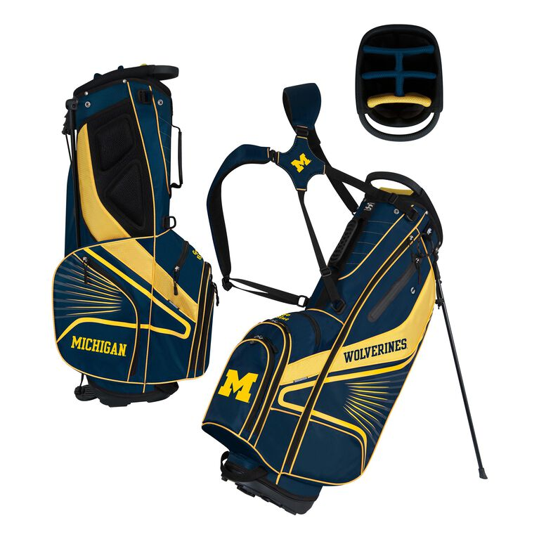 Team Effort Michigan GridIron III Stand Bag