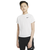 Dri-FIT Victory Junior Boys Short-Sleeve Tennis Top