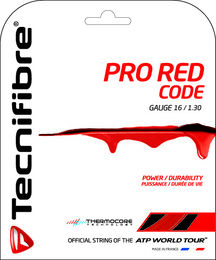 Tecnifibre Pro Red Code 16G String - Red