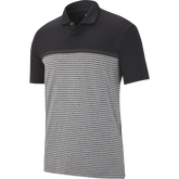 21077b09 Nike Dri-Fit Tiger Woods Vapor Stripe Block Polo | PGA TOUR Superstore