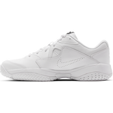Lite 2 Men's Hard Court Tennis Shoe - White/Black