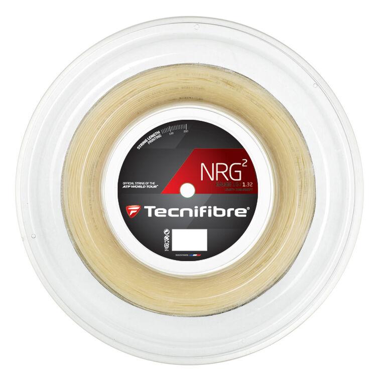 Tecnifibre NRG2 16 Gauge String Reel - Natural