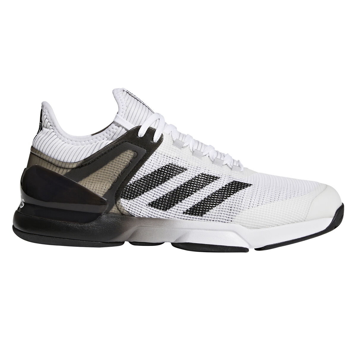 45eecb35338 Images. adidas adizero Ubersonic 2.0 Men  39 s Tennis Shoes - White Black