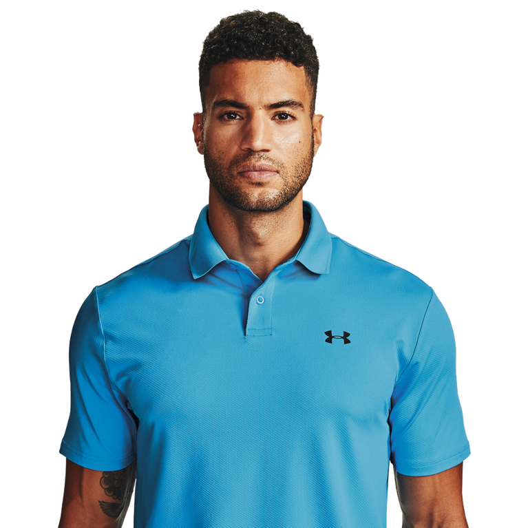 Performance Polo Textured