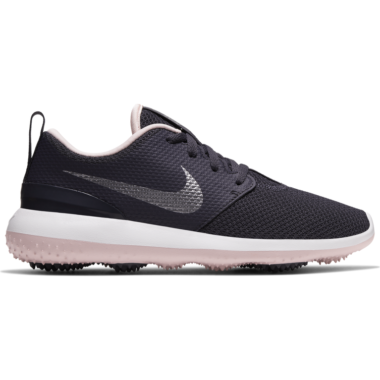 Roshe G Women's Golf Shoe - Charcoal/Pink (Previous Season Style)