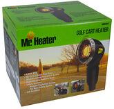 Alternate View 1 of Golf Gifts & Gallery Golf Cart Mr. Heater