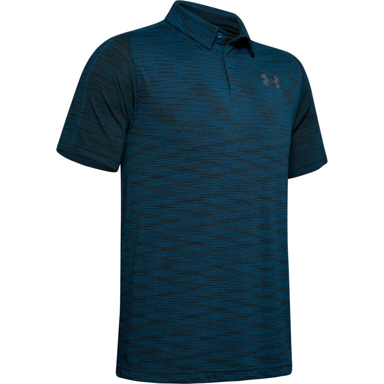 Vanish Seamless Golf Polo Shirt