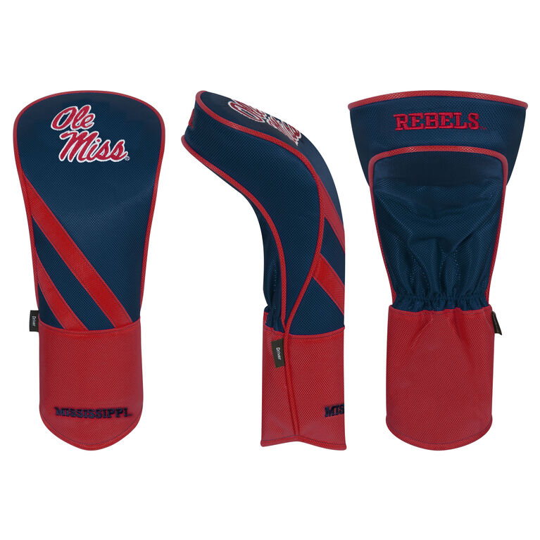 Team Effort Ole Miss Rebels Driver Headcover
