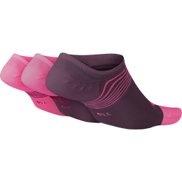 Nike Kids Performance Everyday Lightweight Training No-Show Socks (3 Pairs)