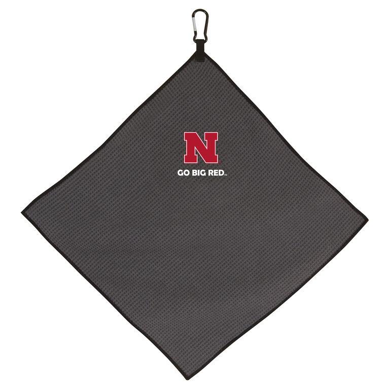Team Effort Nebraska 15x15 Towel