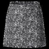 Kiara Sense Black Zebra Skort