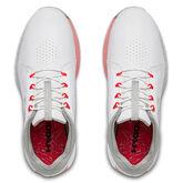 Alternate View 3 of HOVR Drive Clarino Women's Golf Shoe - White/Silver