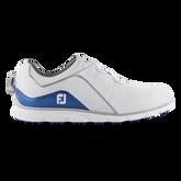 Pro/SL BOA Men's Golf Shoe - White/Blue (Previous Season Style)