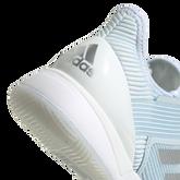 Alternate View 8 of Adizero Ubersonic 3 Women's Tennis Shoe - Light Blue/White