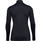 Alternate View 3 of Long Sleeve ColdGear Infrared Women's Solid Mock Neck Top