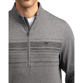 Alternate View 3 of Transitions Quarter Zip Pullover